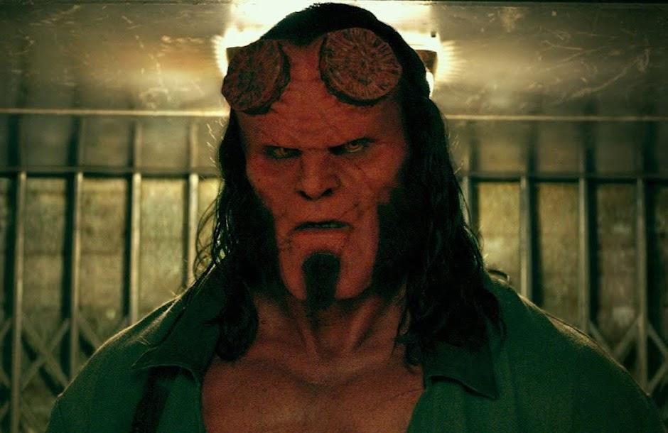 Hellboy | A Grande Fera combate as forças da escuridão no 1º trailer da nova versão