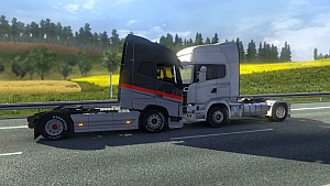 ETS 2 No Damage Mod