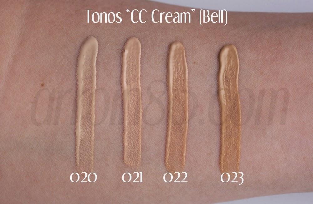 CC Cream Bell