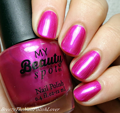 My Beauty Spot Nail Polish Swatches/Review Pt 2!