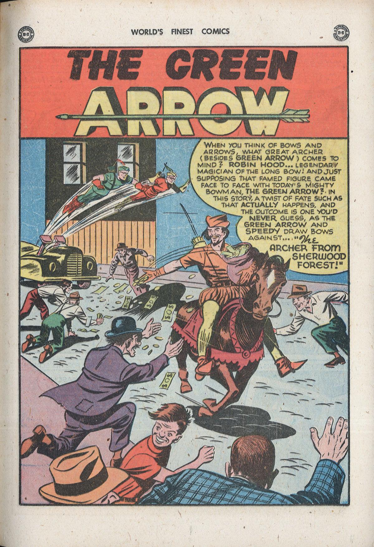 Read online World's Finest Comics comic -  Issue #33 - 17