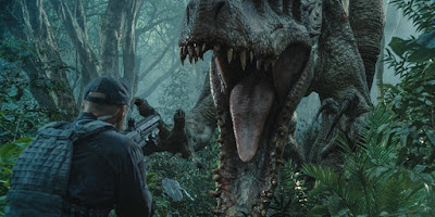 Review dan Sinopsis Jurassic World (2015)