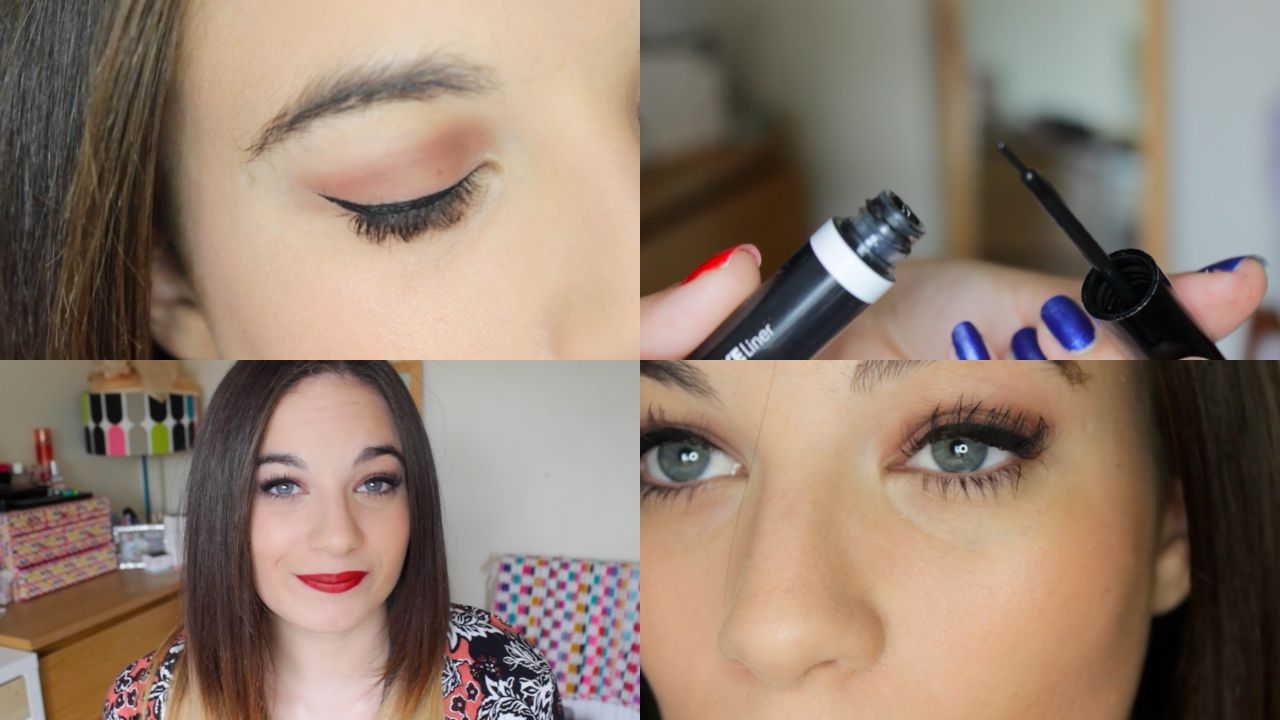 How To Perfect Mascara Eyeliner