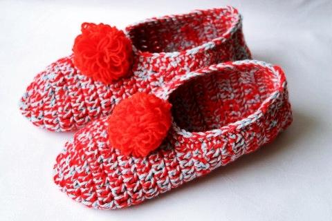 Papuče nie ako iné_Katharine-fashion is beautiful_Štrikované papuče_Katarína Jakubčová_Fashion blogger