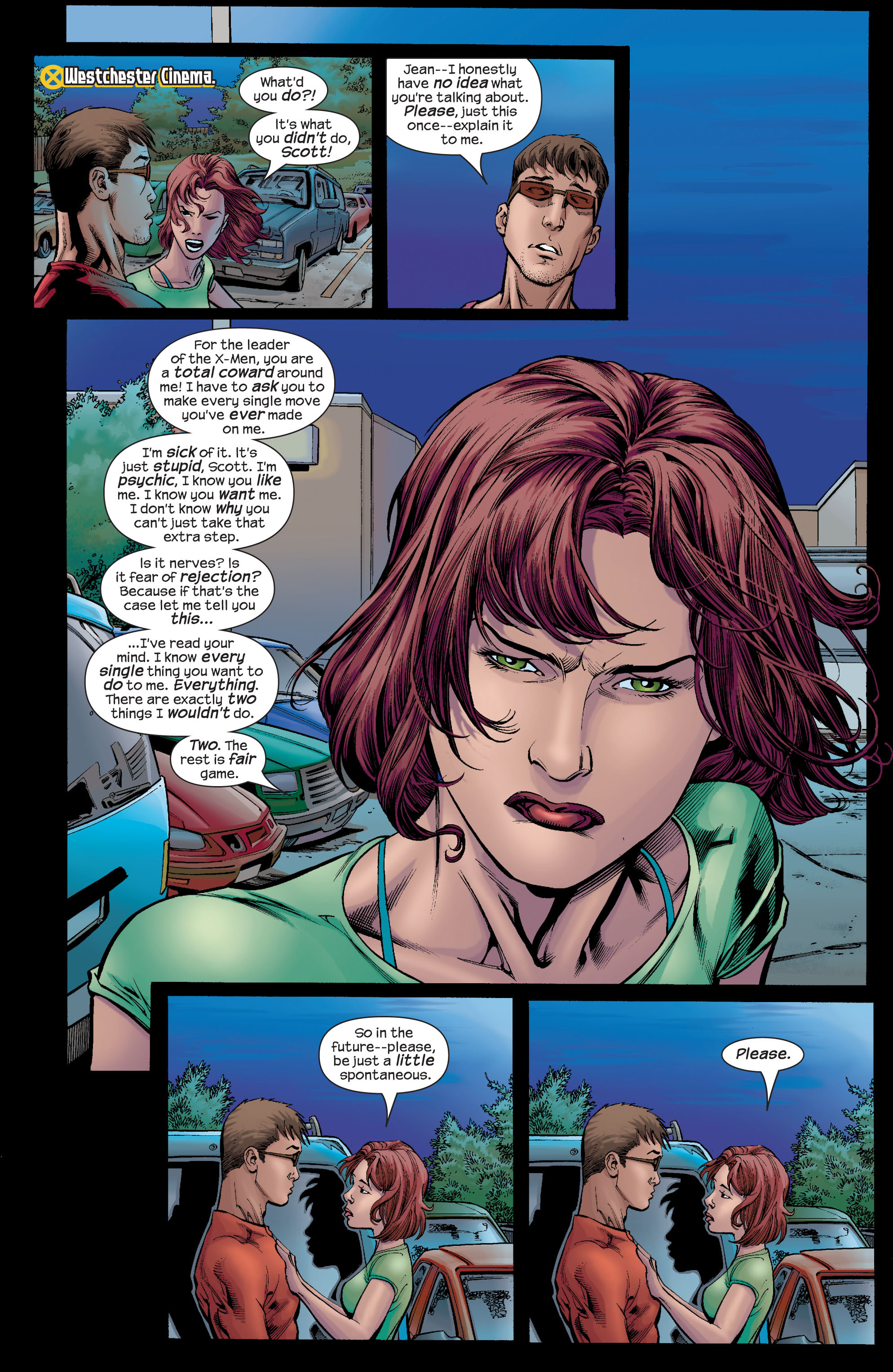 Read online Ultimate X-Men comic -  Issue #66 - 20