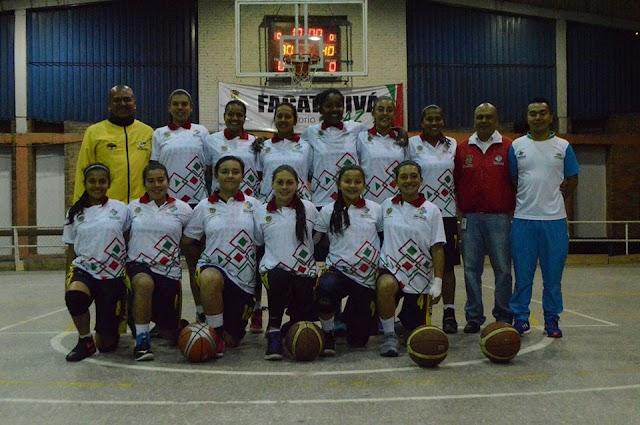 Facatativá se ganó el oro por la impecable organización del nacional de baloncesto