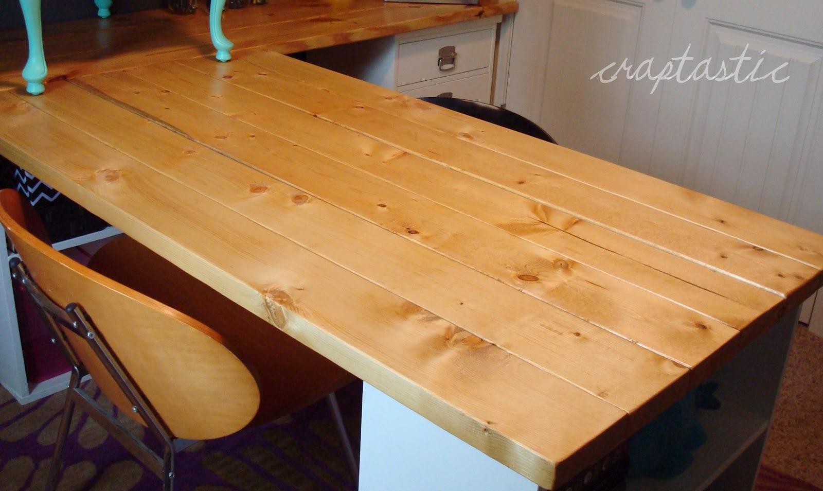 CRAPTASTIC: DIY Patio Table With Interchangeable Centerpiece!