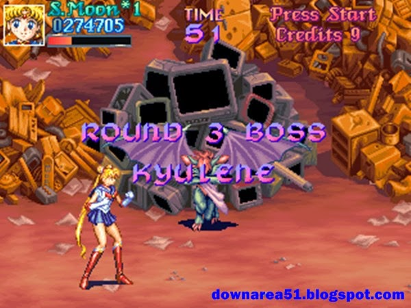 Game Dingdong Sailormoon - Download Game PS1 PSP Roms Isos ...