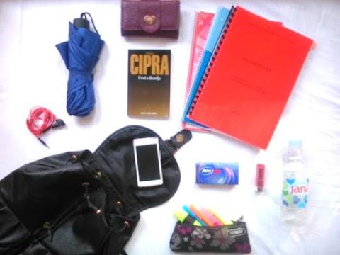 College Bag Essentials