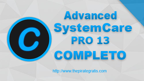 Advanced SystemCare Pro 13 download