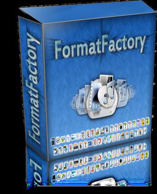 Download Format Factory 3.6 Full Version