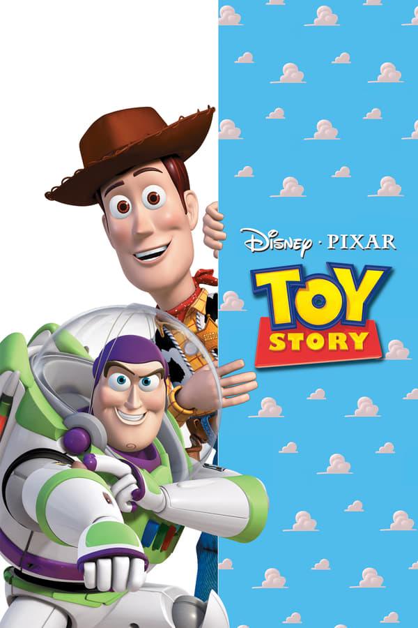 Baixar Toy Story (1995) Dublado