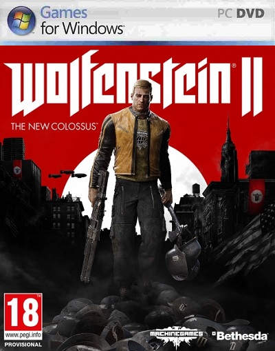 wolfenstein ii the new colossus repack