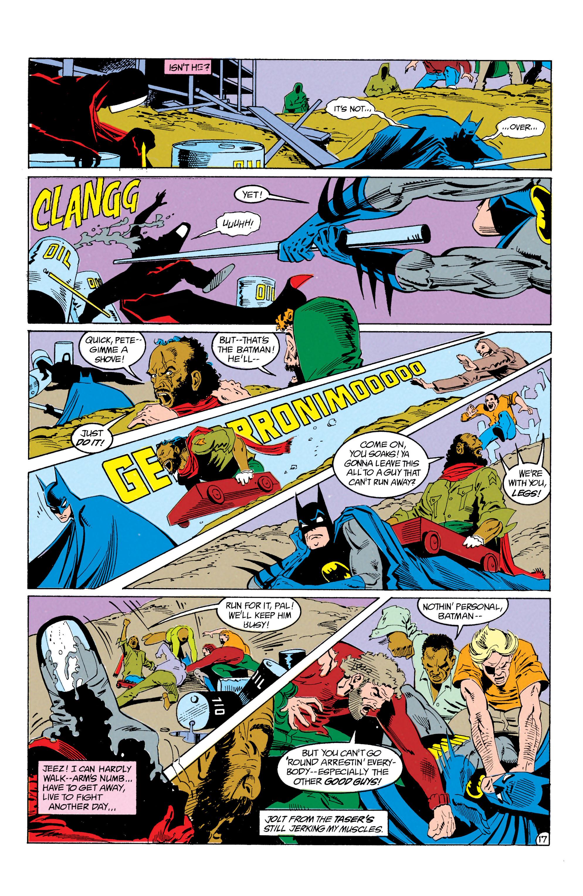 Detective Comics (1937) 609 Page 17