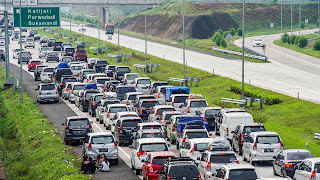 Kendaraan Tol Cipali Diprediksikan Naik 20 Persen