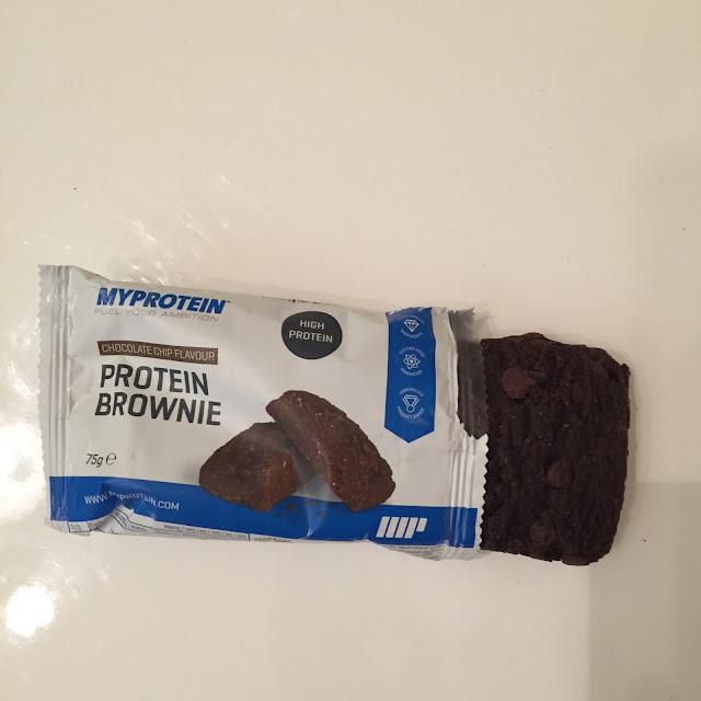 myprotein protein brownie
