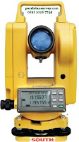 Digital Theodolite South ET-02 Original Bergaransi Resmi