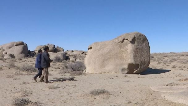 4,000-year-old petroglyphs discovered in Inner Mongolia