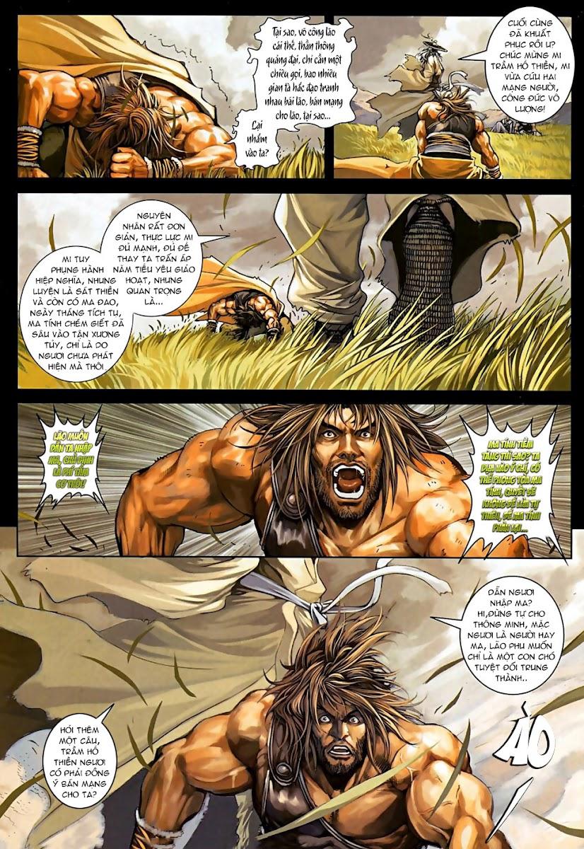 Ôn Thuỵ An Quần Hiệp Truyện Phần 2 chapter 13 trang 12