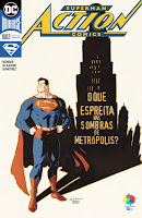 DC Renascimento: Action Comics #1002