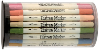 Резултат с изображение за distress markers set