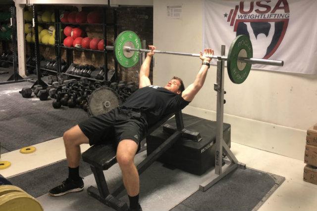Cách tiến bộ trong gym