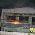 Fire destroy residential building in Maryland, Lagos state