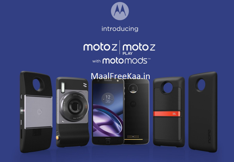 Moto Z Play Now India - Freebie Giveaway Contest - Win