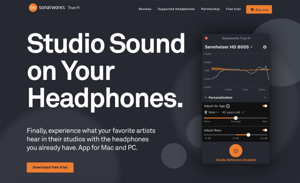 Sonnarworks Tru-Fi review
