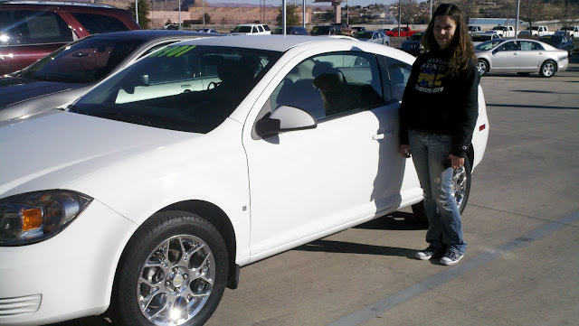 Stephen Wade Toyota >> Stephen Wade Delivery Lane: Congratulations Tori from Mesquite on your first car. A Chevy Cobalt!