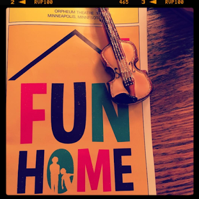 Fun Home, Alison Bechdel, musical, touring company