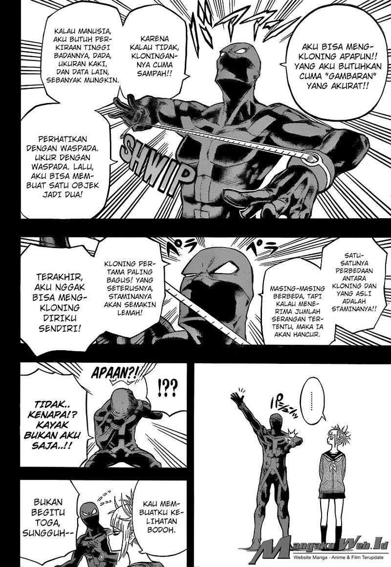 Boku No Hero Academia Chapter 149-5