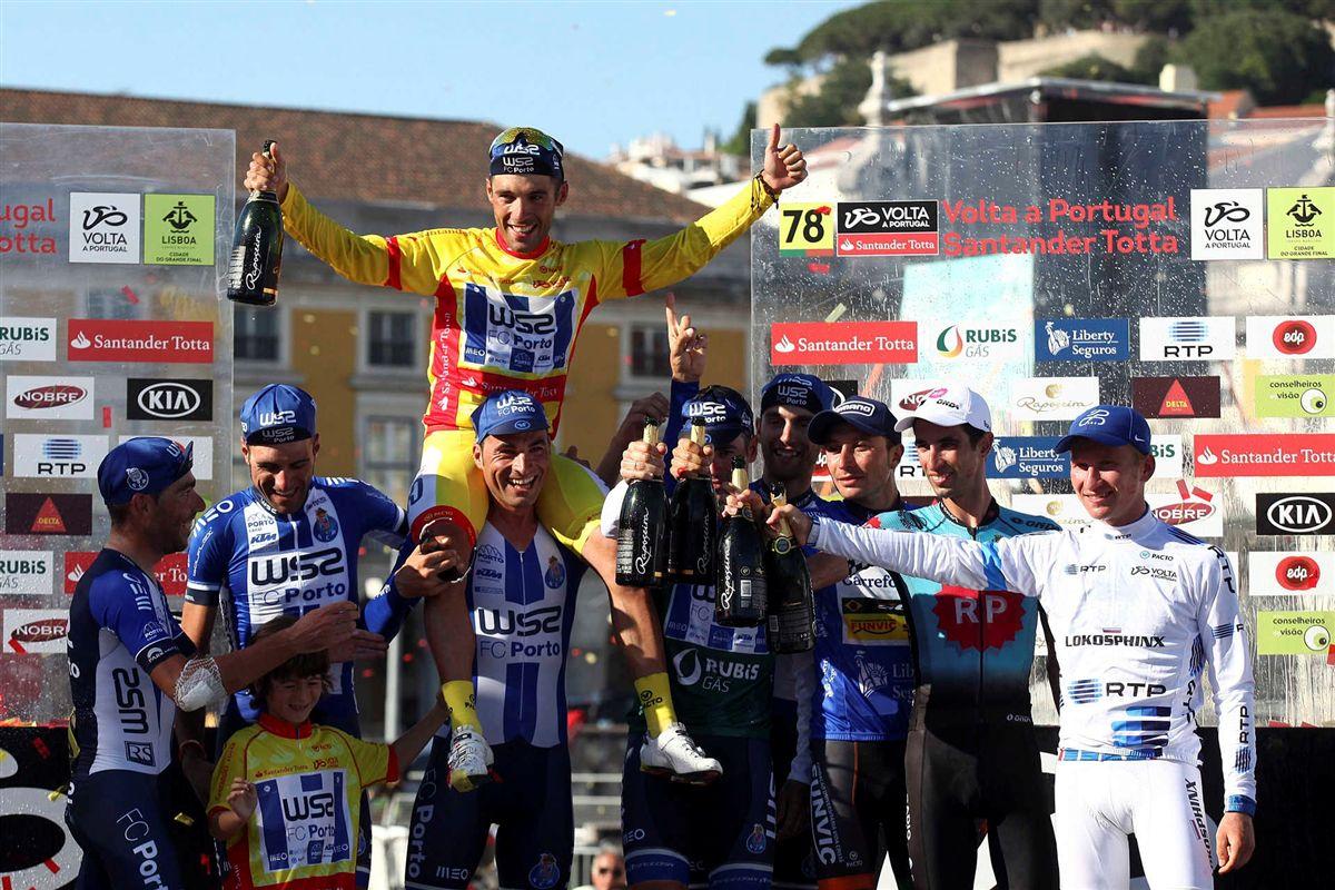 Memória Portista  F C Porto Campeão do Ciclismo Português  Vitória ... f4085bdff6489