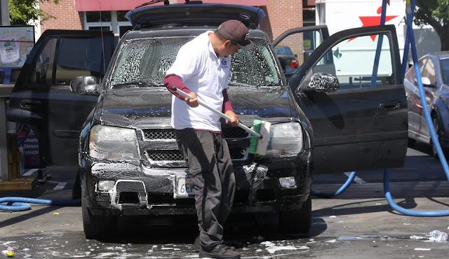 Đầu tư tiệm rửa xe ô tô cần bao nhiêu vốn