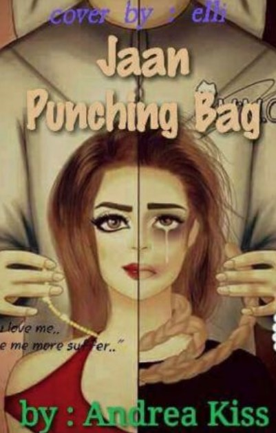 Jaan Punching Bag By Andrea Kiss