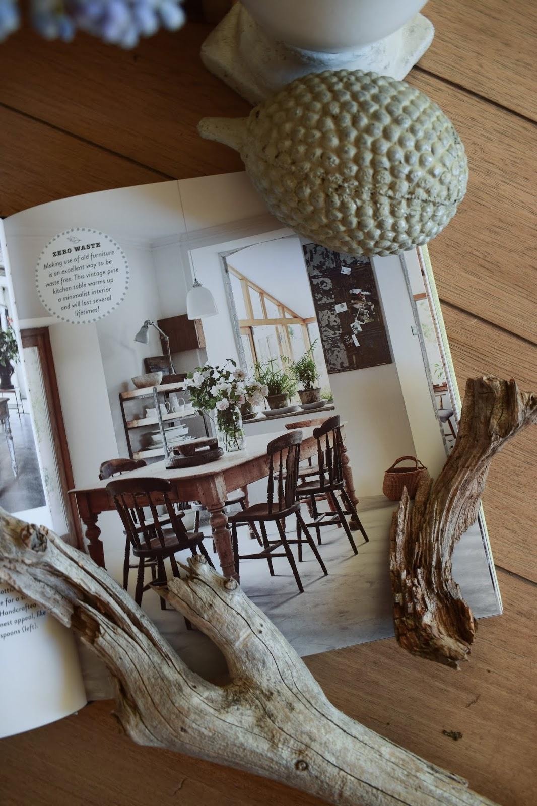 Buchtipp Lesetipp Natural Living Style natürlich wohnen und dekorieren
