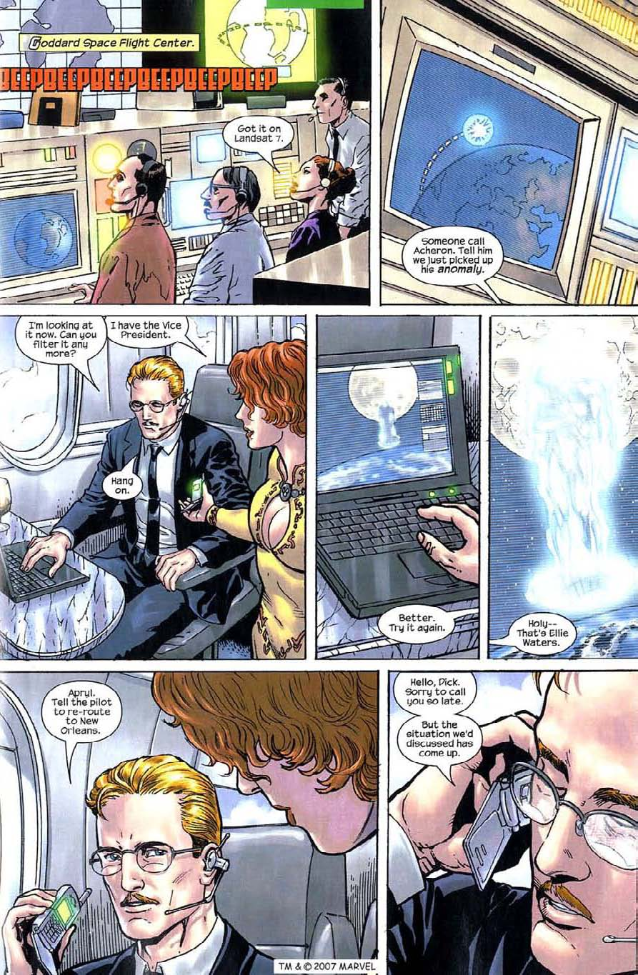 Read online Silver Surfer (2003) comic -  Issue #6 - 25