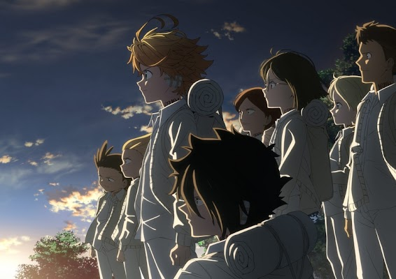 Yakusoku no Neverland 2
