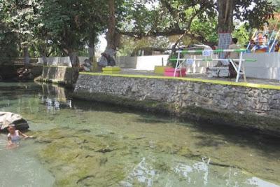 Wisata Mata Air Umbul di Klaten Yang Keren Banget