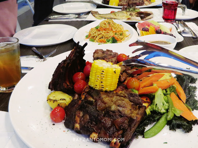 Set Menu Ramadhan 2017 - Pakej Group Steak Menate Steak Hub Sempena Ramadan 2017