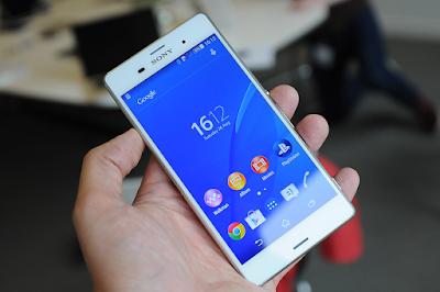 Thay màn hình Sony Z3 Hà Nội