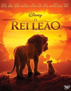 O Rei Leão (2019) - BDRip Dual Áudio