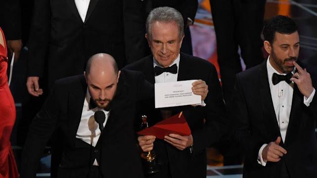 Lista de los ganadores de los Oscar 2017: Una ceremonia sin errores...bueno si, uno