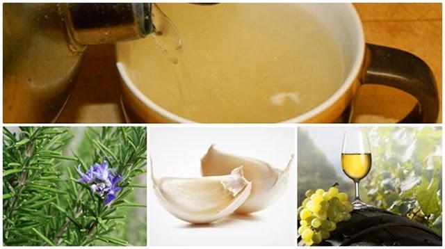 in combinatie cu rozmarin, usturoiul devine un foarte bun antibiotic