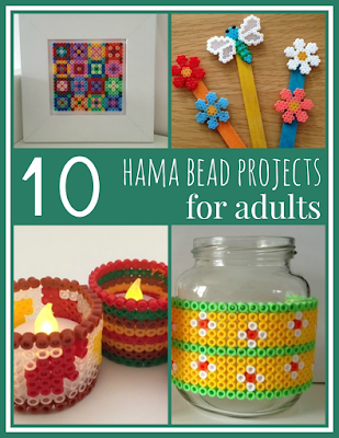 Ten Hama bead projects for adults