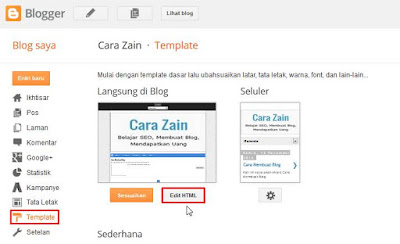 Cara Membuat Arsip Blog Archive Dengan Scroll Terbaru