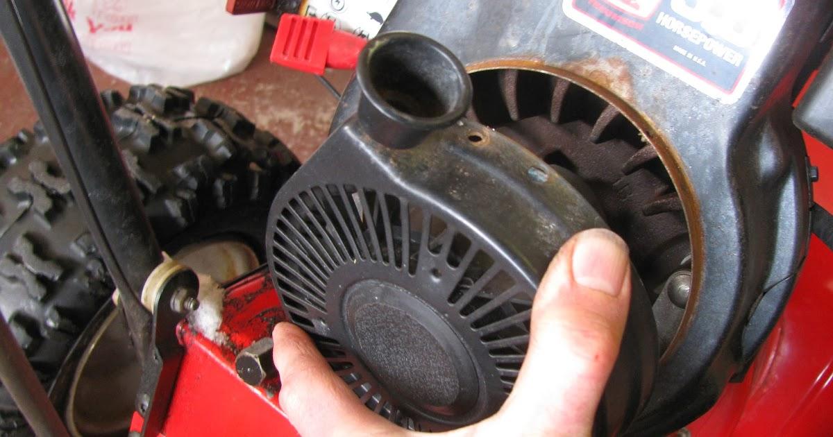 The Original Mechanic How To Repair A Broken Pull Start