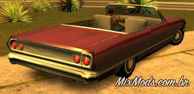 gta sa san mod bullet savanna version pack download