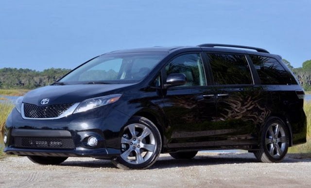 2018 Toyota Sienna Review