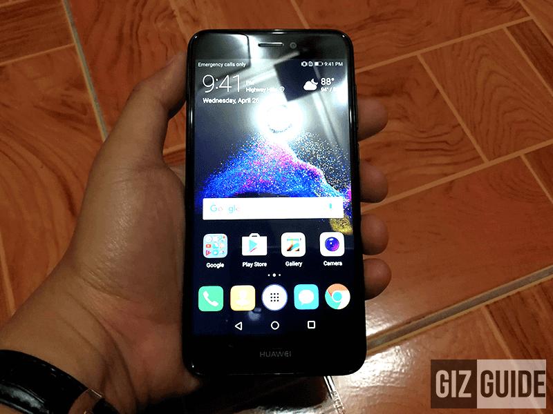 Raffle: Huawei GR3 2017 (GIZGUIDE Turns 2)